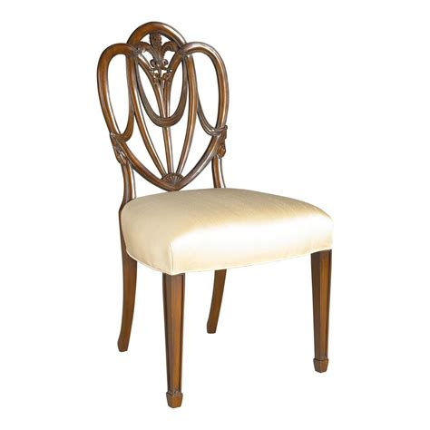 Sweetheart Chair by Mahogany Shield Back Dining Chairs Sweetheart Chairs