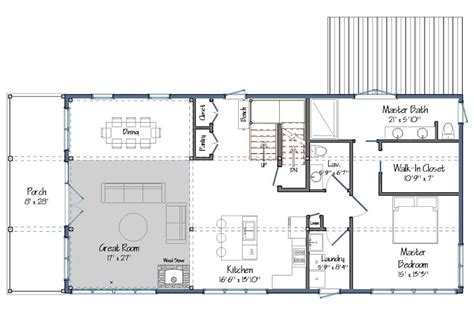modern barn house floor plans contemporary barn house plans the montshire