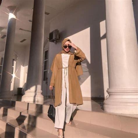 ootd hijab kondangan simple ala selebgram  kamu