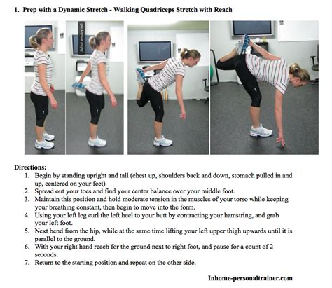 hamstring exercises for www pixshark images