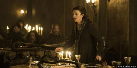 michelle fairley game of thrones death game of thrones behind catelyn s death scene with