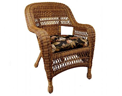 wicker chair cushions rattan chairs to be comfortable