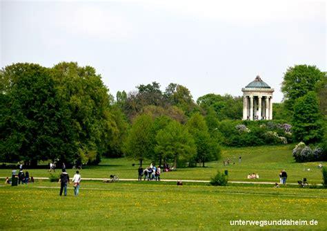 Englischer Garten Biergarten Parken by Die Sch 246 Nsten Biergarten Im Englischen Garten In M 252 Nchen