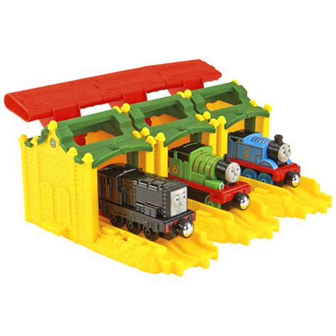 Take And Play Tidmouth Sheds by Shop Trains Toys And Railway Sets Friends