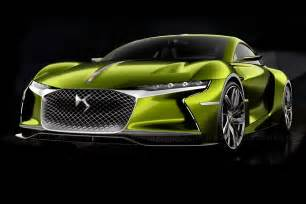 Future Electric Cars 2016 Uk Charged Ds E Tense Gt Concept Revealed By Car Magazine