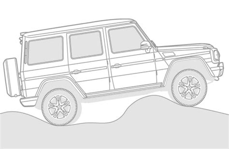 G Wagon Sketches by What S It Like To Drive A Mercedes G Class