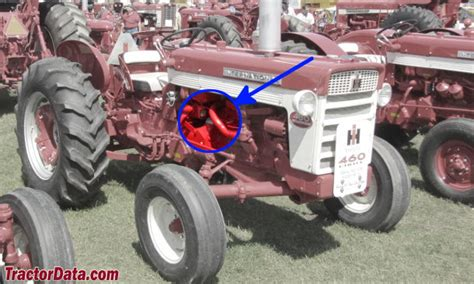 Ih Serial Number Search Tractordata International Harvester 460 Tractor Photos