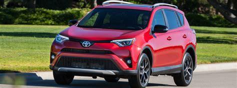 Gas Mileage For A Toyota Rav4 2016 Toyota Rav4 Gas Mileage