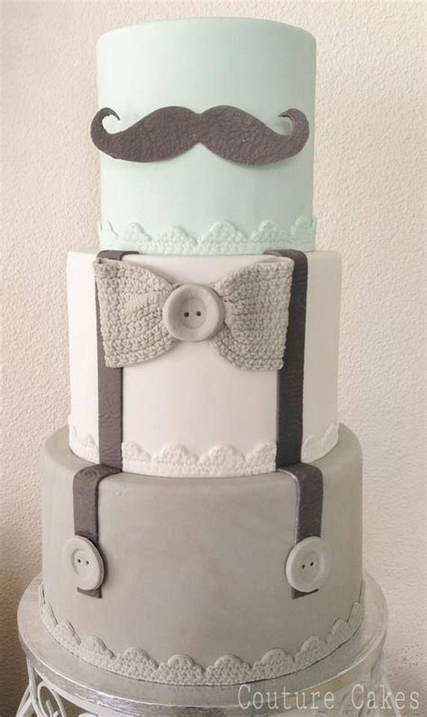 1000 images about mustache cakes on pinterest little