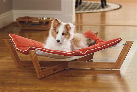 puppy hammock bambu pet hammock the green