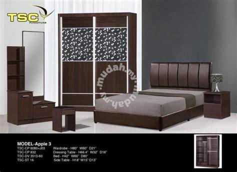 set bilik tidur penang desainrumahidcom
