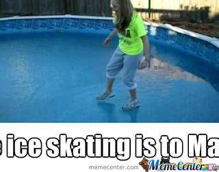 Figure Skating Memes - meme center suzanne cottrell 3 posts
