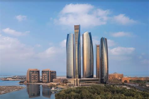 conrad abu dhabi etihad towers hotels