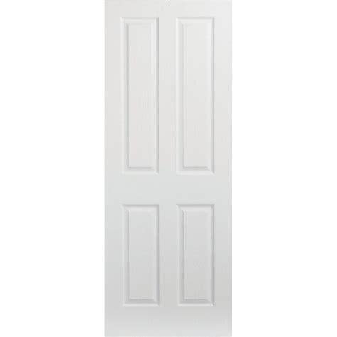 Wickes Interior Doors Wickes Stirling White Primed Grained 4 Panel Moulded Door 2040 X 726 Mm Wickes Co Uk