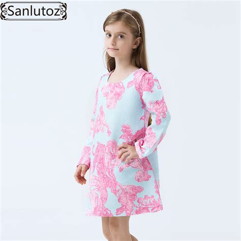aliexpress girl clothes aliexpress com buy girls dress winter flower children