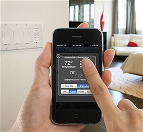 home with apps on your smartphone smarthome