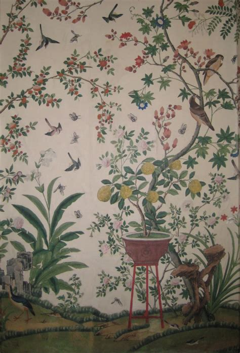 painted wall mural painted chinoiserie mural jess arthur mural artist