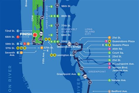 nyc marathon map cities 101 who chooses the nyc marathon route untapped cities