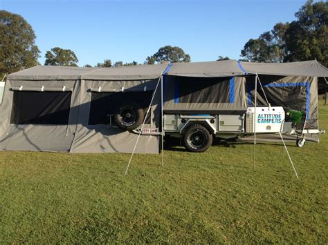 Second Awning by Highlander Altitude Cer Trailers Sales And Hire