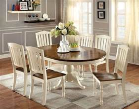 round to oval dining table set collections