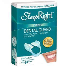 sleepright secure comfort dental guard sleepright