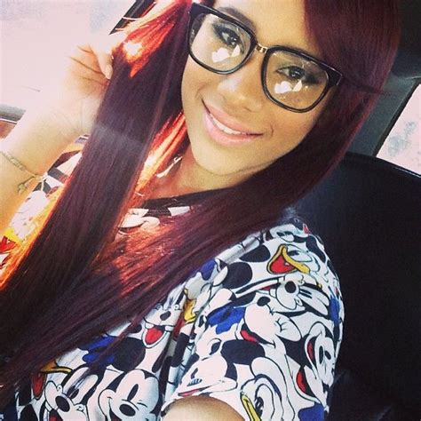 what color red does cyn santana have for hair color the 25 best cyn santana instagram ideas on pinterest