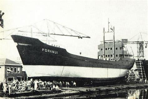 new zealand coastal shipping northern steam ship co
