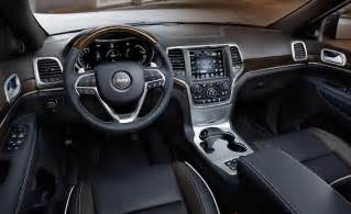 Jeep 2014 Interior Car And Driver