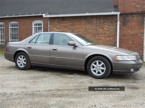 1999 Sts Cadillac by 1999 Cadillac Sts 94k Northstar Engine Mechanic Special