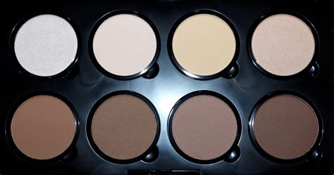 Nyx Highlight And Contour Pro Palette nyx highlight contour pro palette