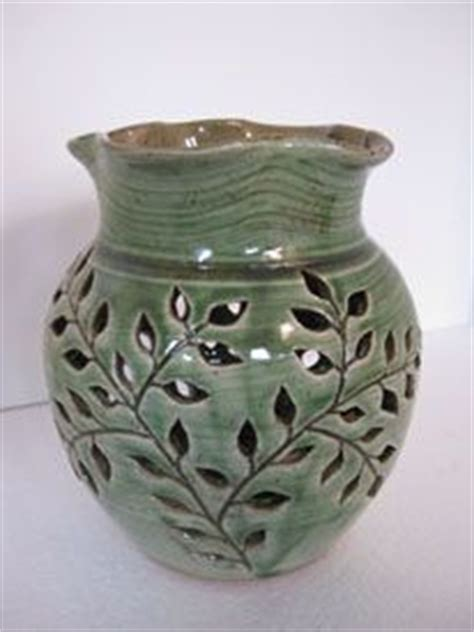 Handmade Pottery Ls - 1000 images about pottery candle holders luminaries on