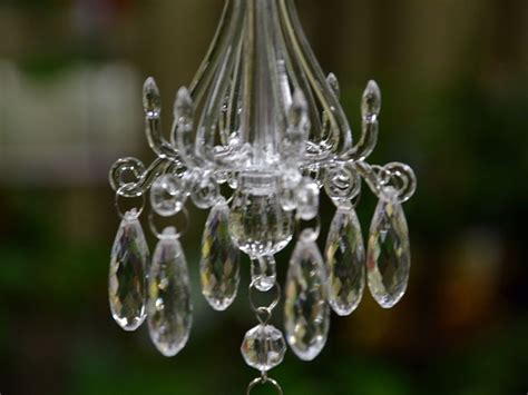 goodwill ornaments chandelier clear glass ornament tree decoration goodwill ornaments