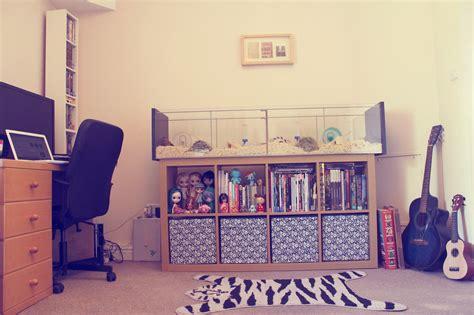 hamster bedroom ikea detolf hamster cage kind of my dream room d omg love hamsters