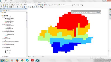 arcmap layout view page size map size very small in layout view in arcmap 10 3 gis