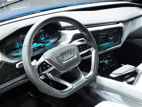 audi q6 etron 2018 audi q6 e interior auto price release date