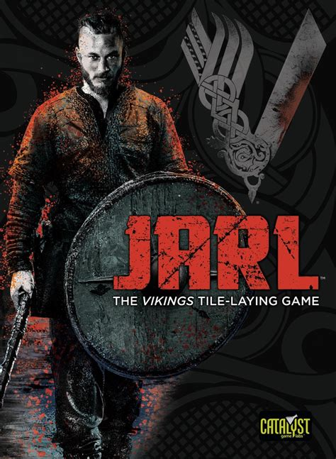 Promo Jarl The Vikings Tile Laying Board jarl the vikings tile laying allt p 229 ett kort