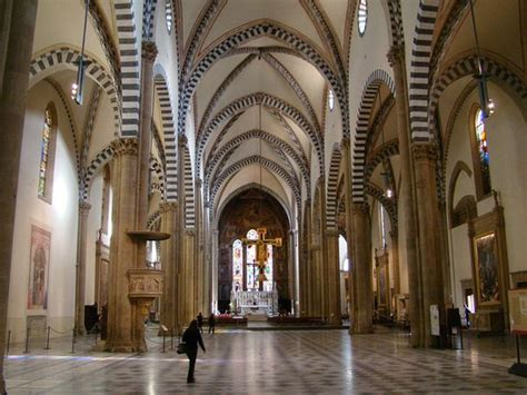 santa novella interno fachada foto de basilica of santa novella