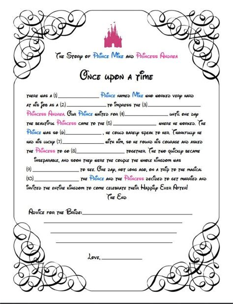 free printable disney bridal shower games 17 best ideas about disney bridal showers on pinterest
