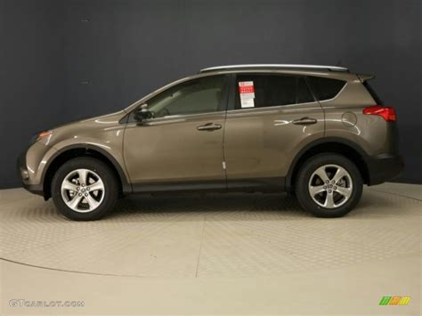 Toyota Rav4 Colors 2015 Pyrite Mica Toyota Rav4 Xle 101487818 Photo 5