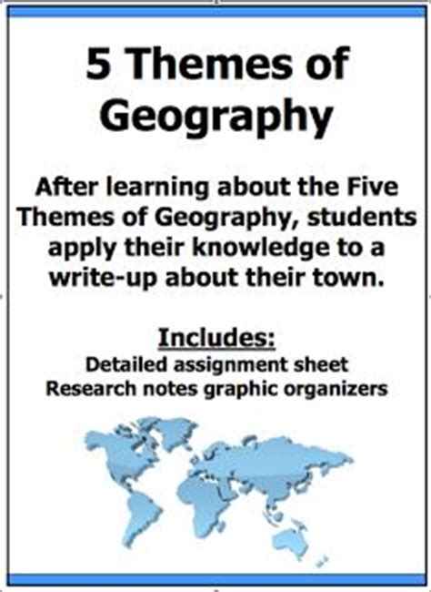 5 themes of geography california 30 best world geo 7 images on pinterest teaching ideas
