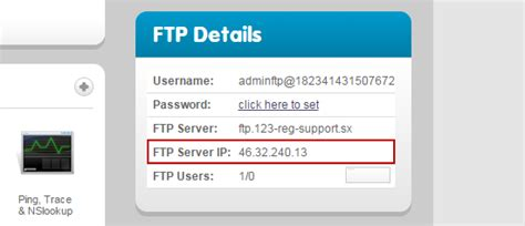 123 Address Finder Uk Issues Connecting Via Ftp To Your Hosting 123 Reg Support
