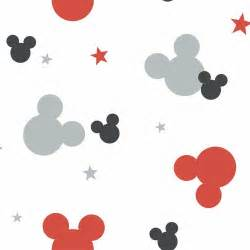 Yellow Gray And Blue Bedroom - disney mickey mouse wallpaper from disney kids 3 by york wallcoverings