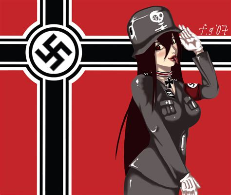 Ss Chic Cat waffen ss by featherguardian on deviantart