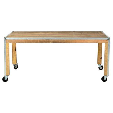tavoli industriali tavolo pranzo industrial legno di mango mobili industriali