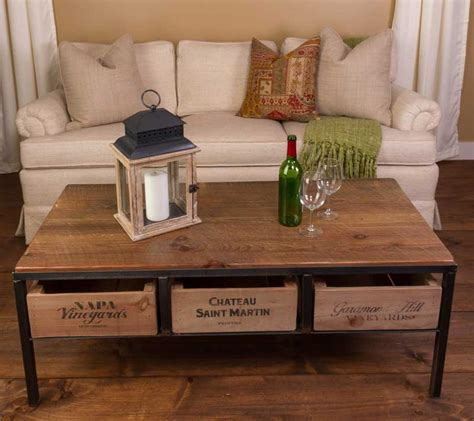 country coffee tables for sale wine country coffee table farmhouse and cottage