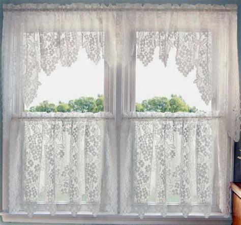 amish curtains dogwood lace curtains window glam pinterest