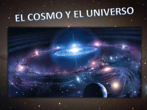 el pce y el el cosmo y el universo