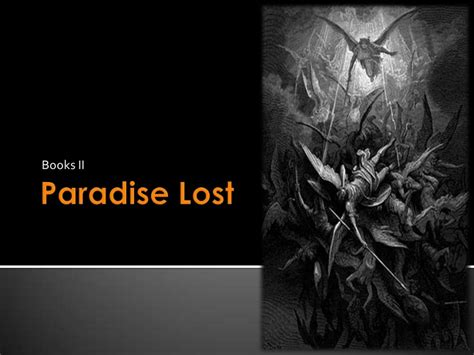 paradise lost books paradise lost books i iii