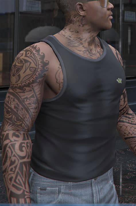 gta tattoos tattoos for franklin gta5 mods