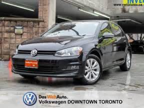Toronto Downtown Porsche Used 2015 Volkswagen Golf Sold For Sale In Toronto